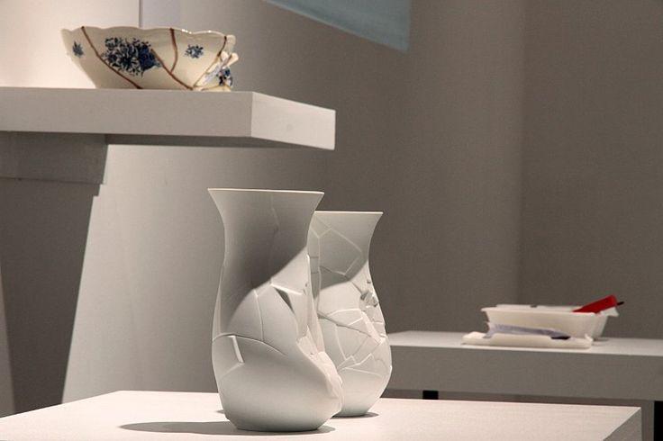 Vases of Phases (Studio Dror), New Kintsugi (Humade) fot. Olga Grabiwoda