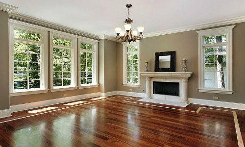 Laying of new timber flooring, polishing timber floorboards and completing room with interior painting - Building Works Australia, Building Construction, Dural, NSW, 2158 - TrueLocal