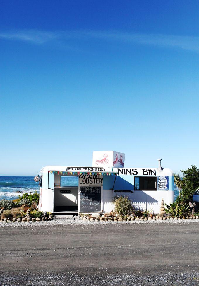 Nin's Bin | Kaikoura, New Zealand