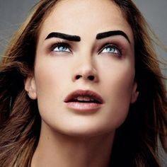 So machen Sie Ihre Augenbrauen Wo man Augenbrauen wachsen lässt | Augenbrauenzu…