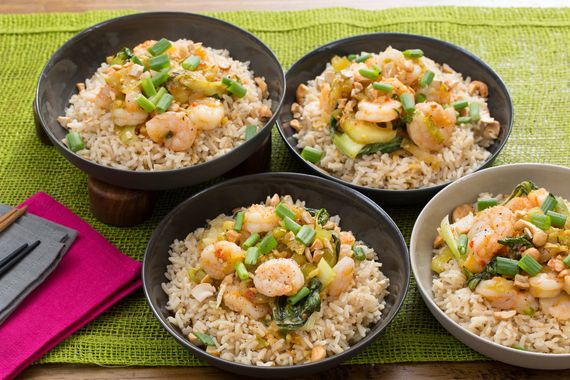 Fruit Salad Recipe (with Baby Shrimps And Toasted Coconut) Recipe ...
