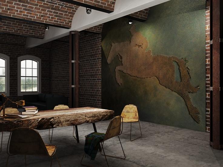 www.mihaela-damian.com  Loft Interior