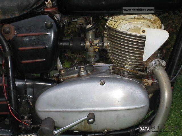 1957 250cc