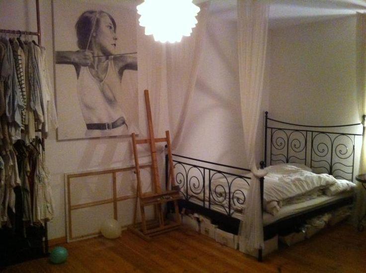 Möbliertes Zimmer in wunderbarer 2er WG in Friedrichshain - Wohngemeinschaft Berlin möbliert Berlin-Friedrichshain