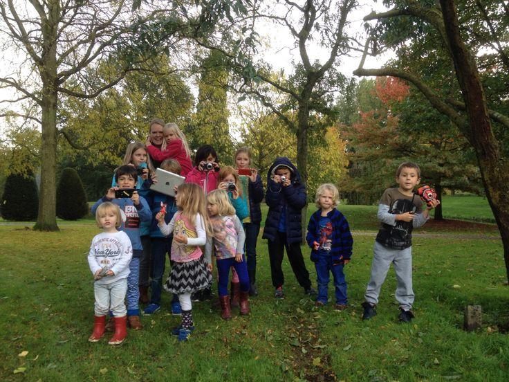 Fotoworkshop voor kids in de herfstvakantie