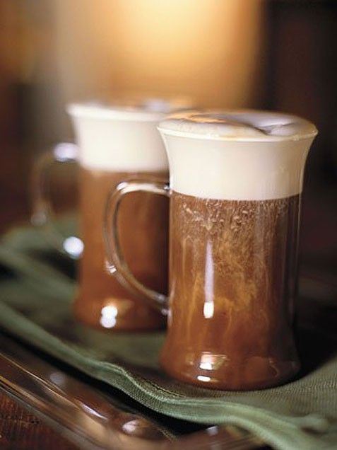17 best images about non alcoholic drinks on pinterest for Hot alcoholic beverages