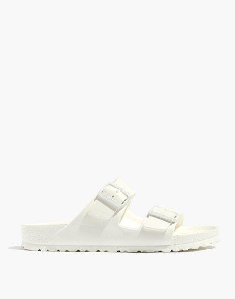 dee71088d74 Birkenstock® Arizona EVA Sandals in white image 3