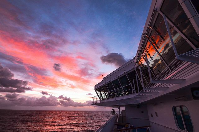 15 Best Cruise Ship Sunrises And Sunsets Images On Pinterest Cruise Ships Track Cruise Ships