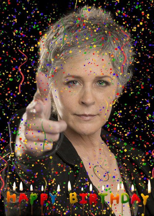 May 23, 1965 | Happy Birthday, Melissa McBride | The Walking Dead (AMC)