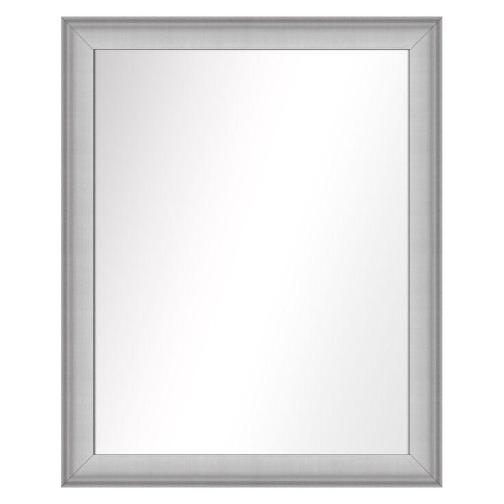PTM Images Vanity Mirror: - 25.5 x 31.5 in. - 5-15347