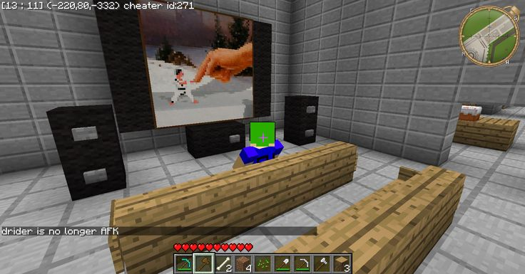 Inside of house ideas for minecraft