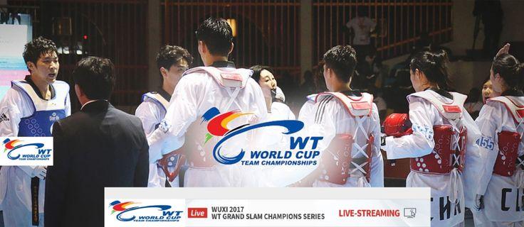 Finale των World Taekwondo Grand Slam Champions Series με το World Taekwondo World Cup Team Championships,Wuxi, China
