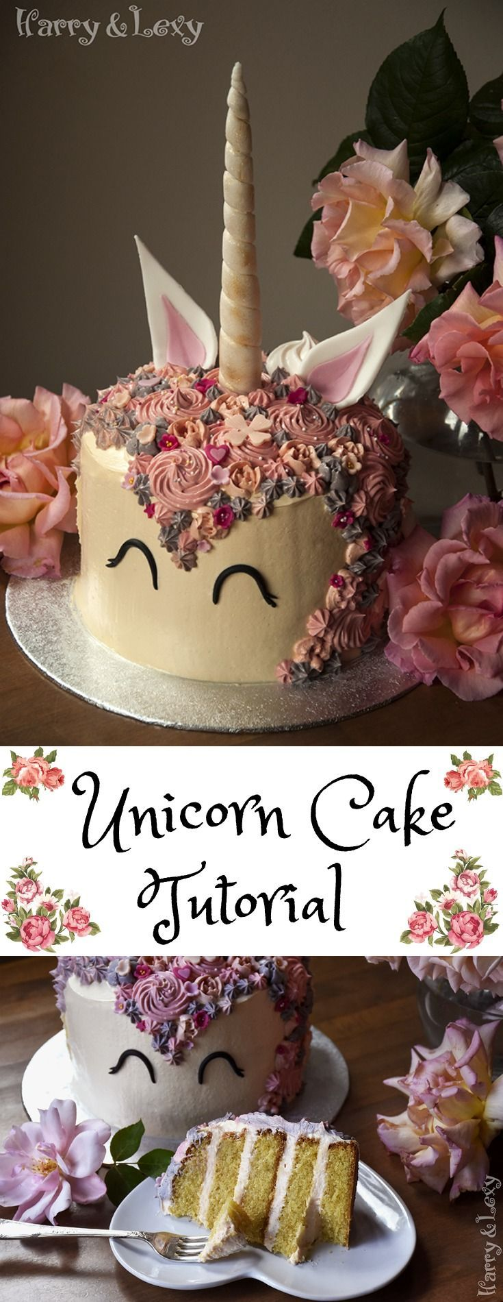 If you're wondering how to make a Unicorn cake, you're at the right place. Our easy-to-follow recipe with step by step pictures will reveal all secrets.