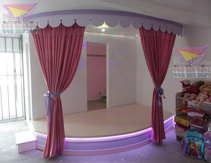 kidsworld.2000@yahoo.com.mx, 01442 690 48 41 Y WHATSAPP 442 323 98 27... INCREÍBLE Y SOFISTICADO ESCENARIO PARA SOÑAR JUNTOS.. #escenario #teatro #cortinas #telón #mueblesinfantiles #mueblesdivertidos #gradesindeas #rosa #lila #luces #tarima #música #diseño #hogar #decoración #mueblesenmadera #mueblesparaprincesas