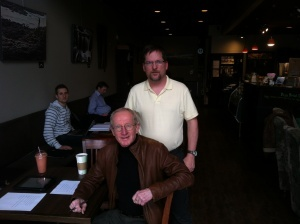 Week 11 I met with an amazing business leader and a world class business coach, Neil Godin