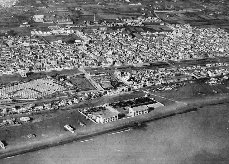 El Cabanyal en 1920