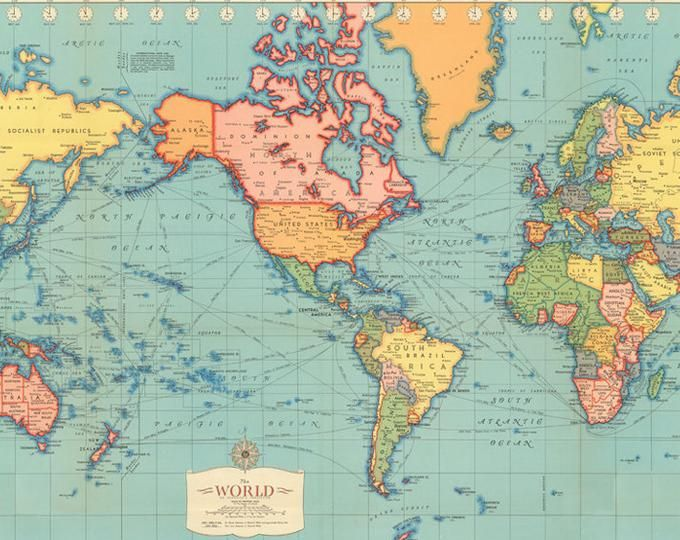 picture regarding Printable Atlas named Electronic Entire world map printable. Superior answer Planet Map