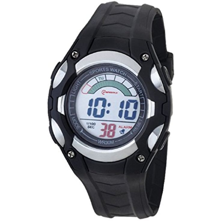 LHAPY Unisex Boys Girls Fashion Waterproof Digital Sport Watch with Alarm Chronograph Date >>> Read more at the image link. (This is an affiliate link) #Accessories