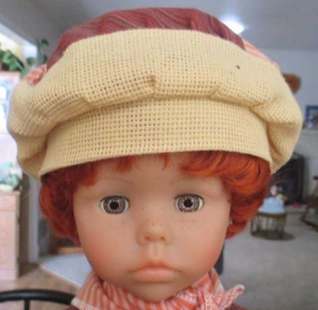 Nice 1995 Lissi Doll Walter Peasant Boy 22 inch Doll Germany | eBay