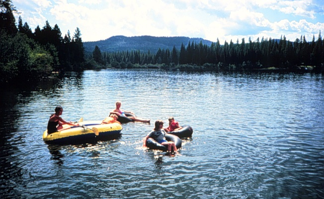 Placid Lake State Park: Seeley Lake, Montana