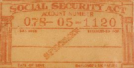PEOPLE ARE SO STUPID!!!  The weird and true story of America's most popular Social Security number