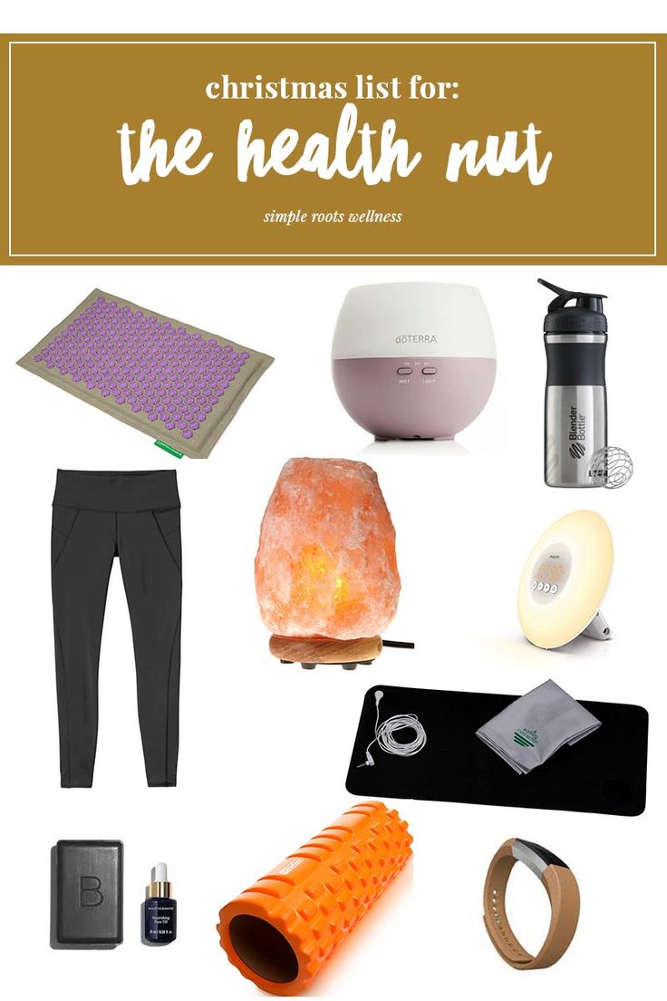 Practical gift ideas for him, her, the health nut and foodie. Check these