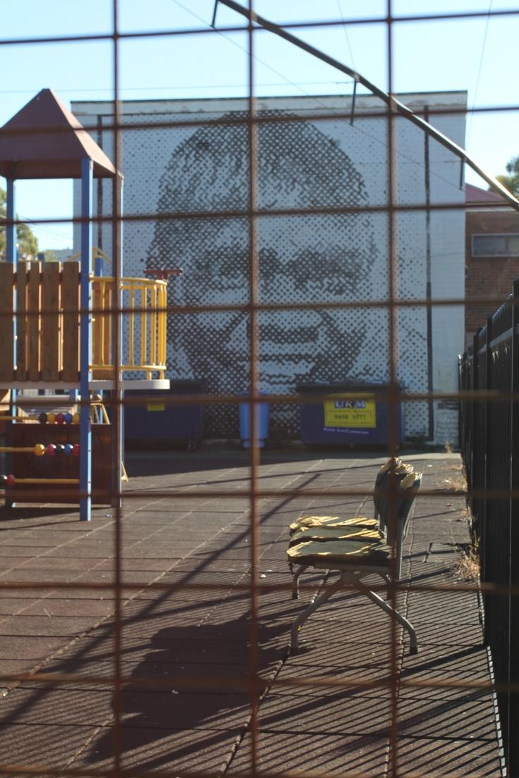 #Redfern playground