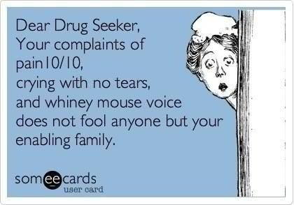 Exactly! But they still manage to get what they want, right?  Funny nursing ecards: http://www.nursebuff.com/2014/02/nursing-quotes-on-ecards/