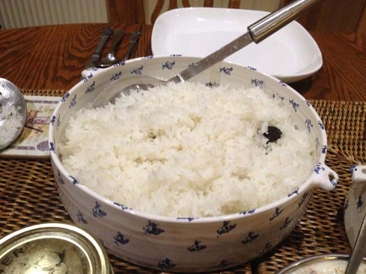 Easy Pilau Rice absorption method - Rookie Cook