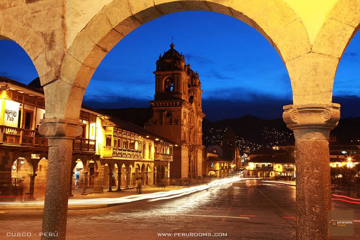 #Cusco City - #Peru