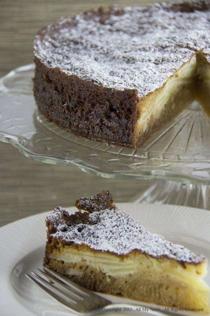 Tuscan Apple Torte