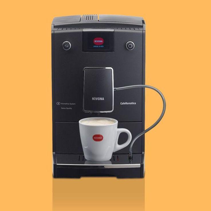 CaffeRomatica 758 to elegancki, automatyczny ekspres do kawy zaprojektowany przez niemiecką markę Nivona. Ekspres wyróżnia czarny, matowy front, jeden profil aromatu, jak również wysoka funkcjonalność, dzięki czemu w prosty sposób możemy przygotować ulubioną kawę. Model 758 przeznaczony jest zarówno do użytku domowego, jak również do korzystania w biurze.