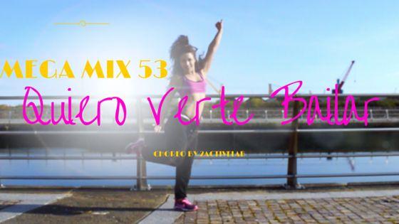Mega Mix 53 - Quiero Verte Bailar - 2activelab