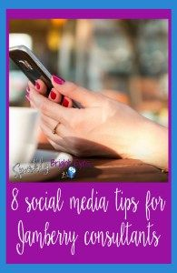 Learn social media tips to help promote your Jamberry business in a non-spammy way.