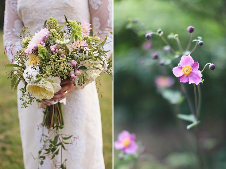 Wildflower Bouquet by Hamilton Gardens Photo: Lisa Rigby PhotographyLisa Rigby, Hamilton Gardens, Engagement Wedding Session, Gardens Photos, Session Ideas, Flower Arrangements, Rigby Photography, Floral Inspiration, Wildflowers Bouquets