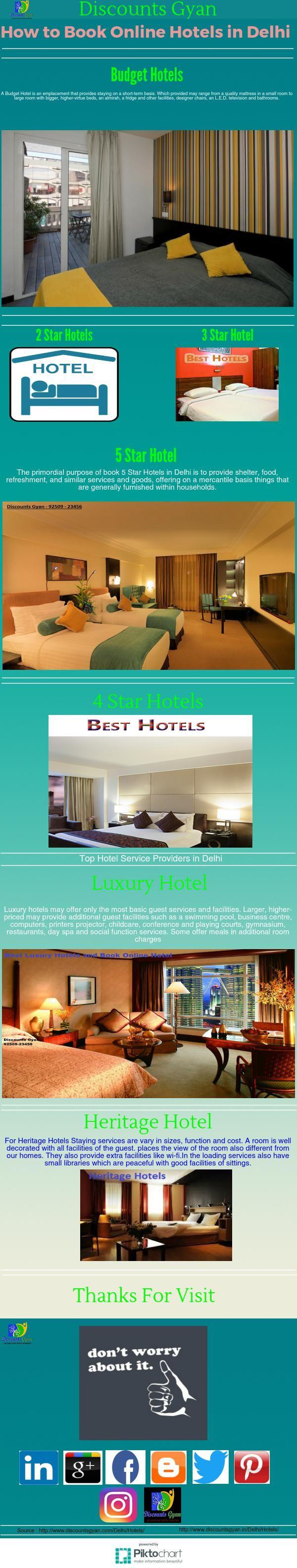 Chelsea plaza hotel dubai dubai book cheap amp discount hotels - How To Book Online Hotels In Delhi Piktochart Infographic