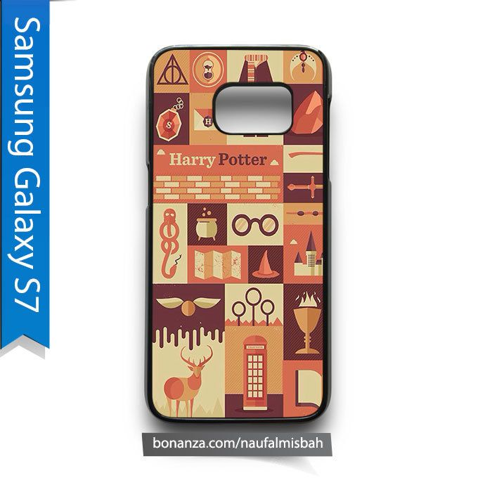 Harry Potter Collage Samsung Galaxy S7 Case Cover