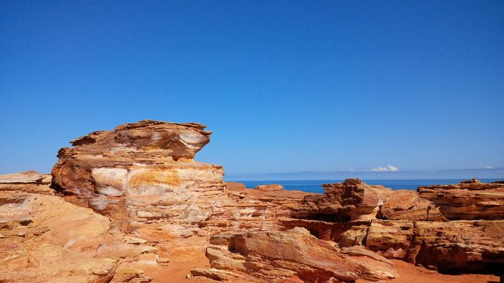 Contrast of Broome