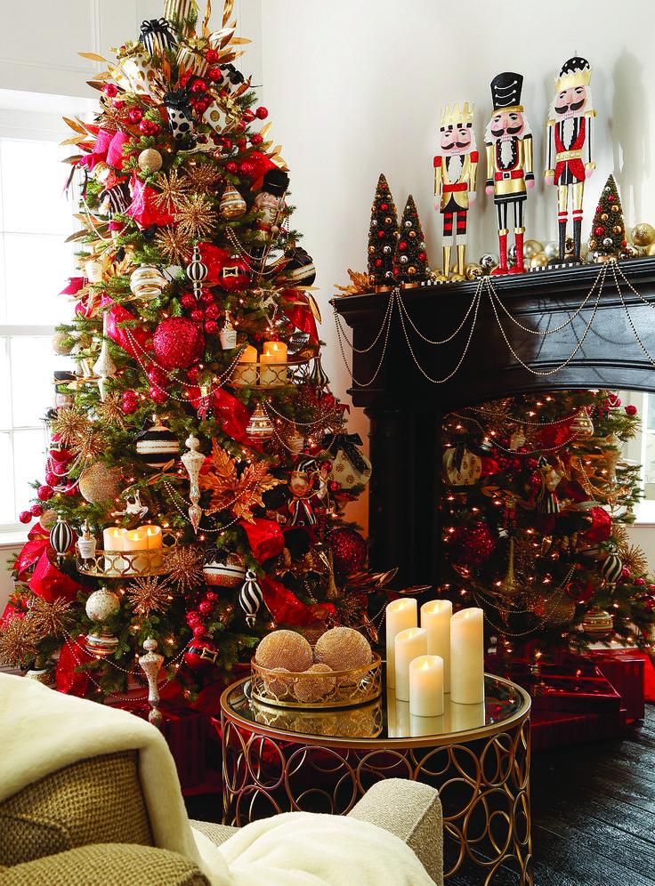 Glad Tidings Christmas Tree. By RAZ Imports.