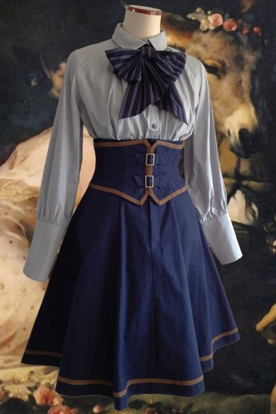 2012 SUMMER COLLECTION steampunk lolita