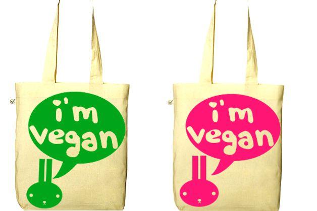 "Tasche ""Vegan Rabbit"""