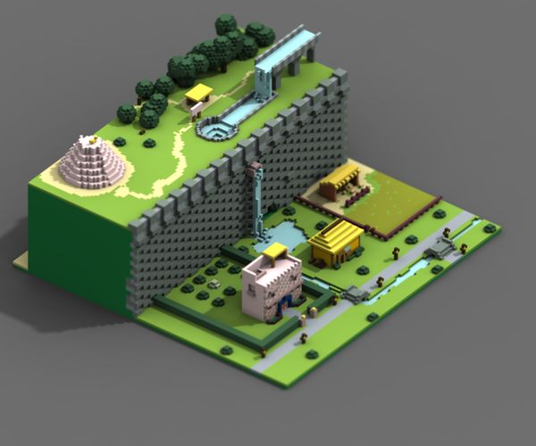 #MagicaVoxel - Twitter Search