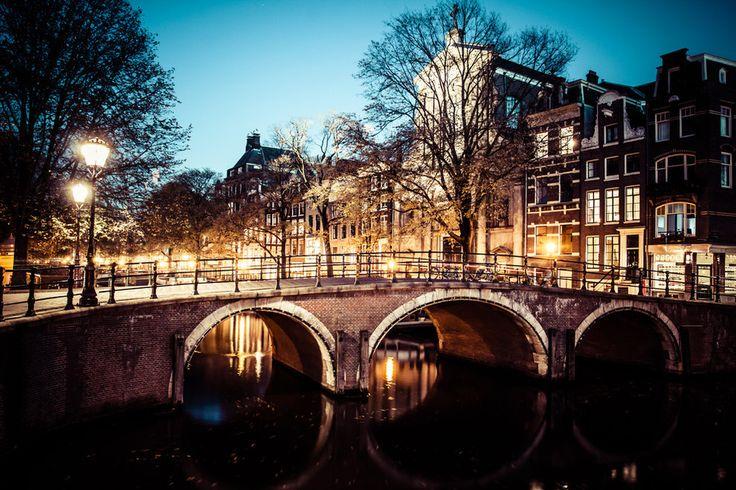Amsterdam, Hollanda | Herkesin Görmesi Gereken 53 Muhteşem Şehir