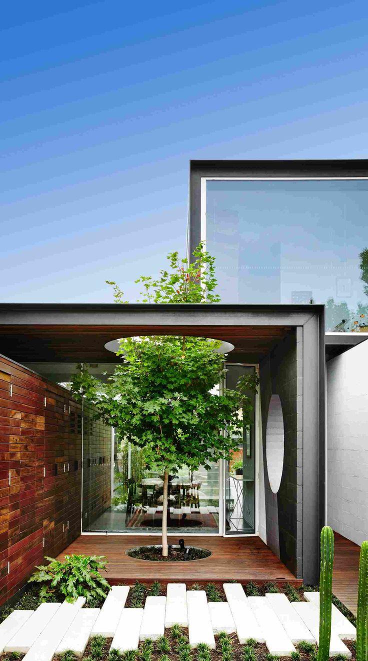 Большой маленький дом в Австралии