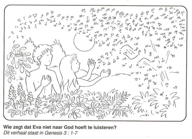 33 best OT Adam en Eva Adam and Eve images on Pinterest   Bible ...