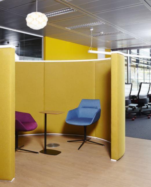 Mejores 9 im genes de coworking endesa by 3g office en for Endesa oficinas