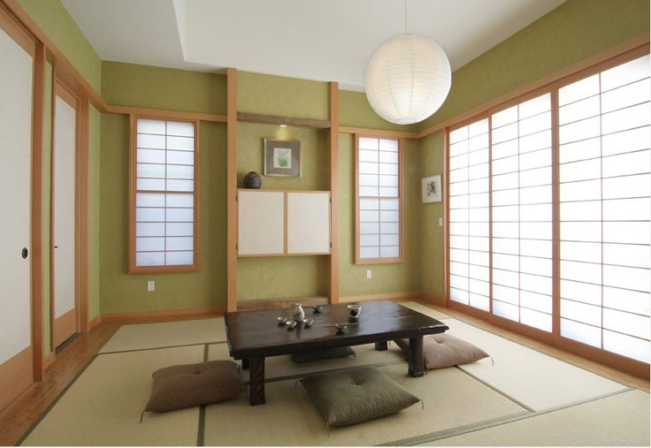 I WOULD LOVVVVE TO HAVE A JAPANESE TEA ROOM! (Plus I love tea like a lot)