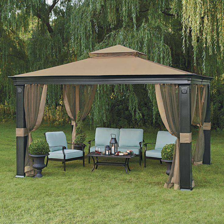 17 best ideas about 10x12 gazebo on shed plans 89935