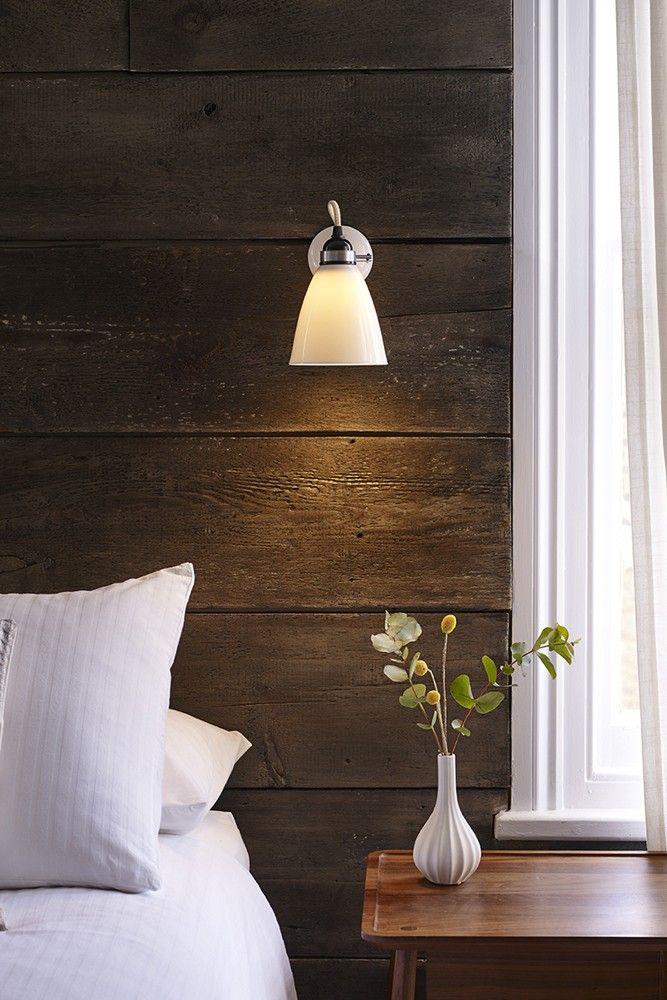 Original BTC Hector Medium Wall Light with Switch - Wall Lights - Lighting