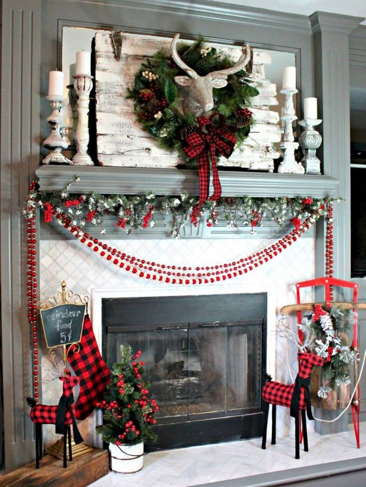 Idea For Staining Wood Above Janie S Mantel